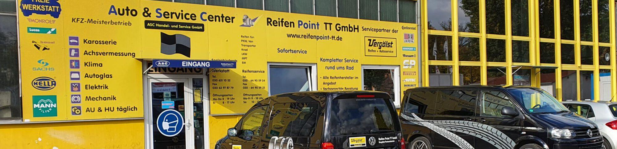 Reifen Point TT GmbH
